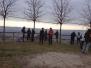 14 gennaio 2018 - Le colline di Farra di Soligo