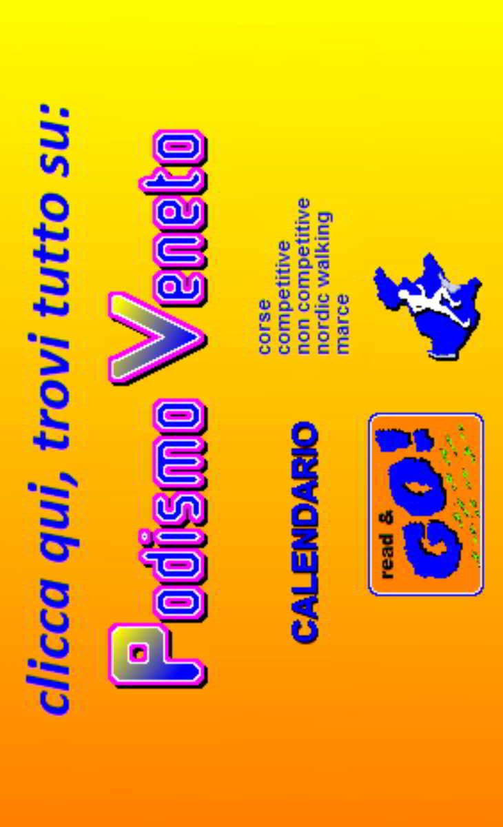 Calendario Podistico Veneto.Attrezzatura Nordic Walking Altamarca Asd